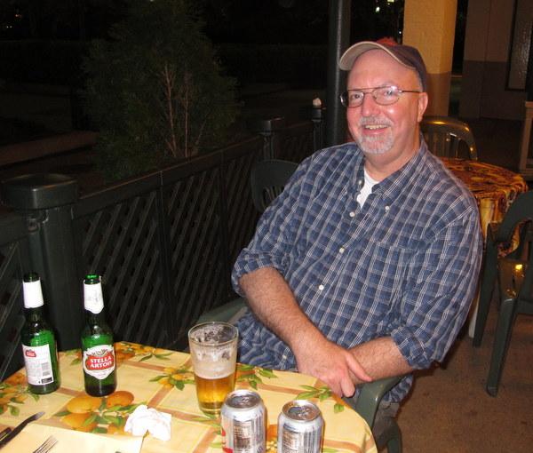 Local rock historian Mark Opsasnick in Greenbelt