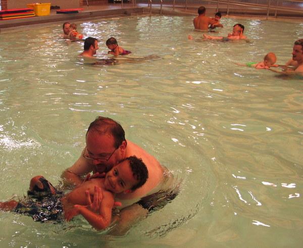 Greenbelt Aquatic Center indoor pool