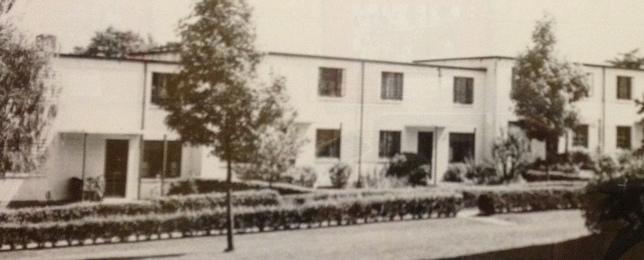 Greenbelt's original homes and landscape