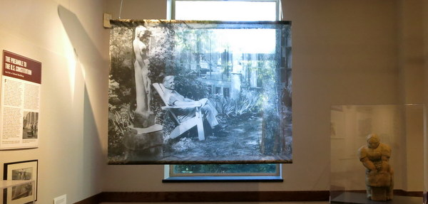 Lenore Thomas Straus exhibit by Greenbelt Museum