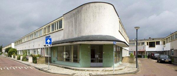Streamline Moderne example in Europe