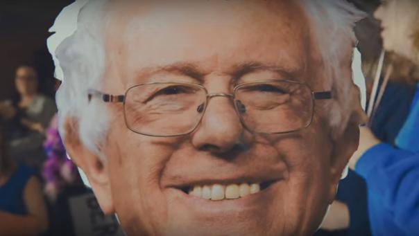 Greenbelt's Bernie Video a Big Hit