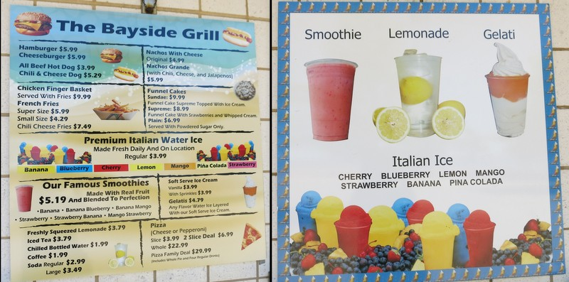 Bayside Grill at Sandy Point, Maryland