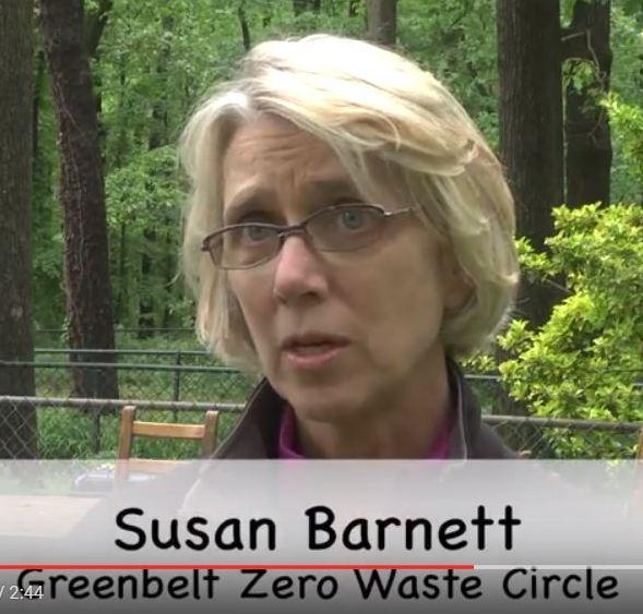 Susan Barnett Greenbelt Zero Waste Circle