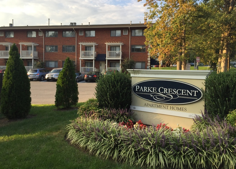Park Crescent Apartments Greenbelt