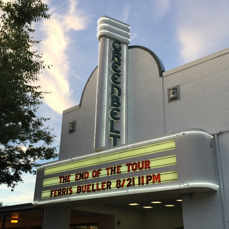 Old Greenbelt Theatre (sample listing)