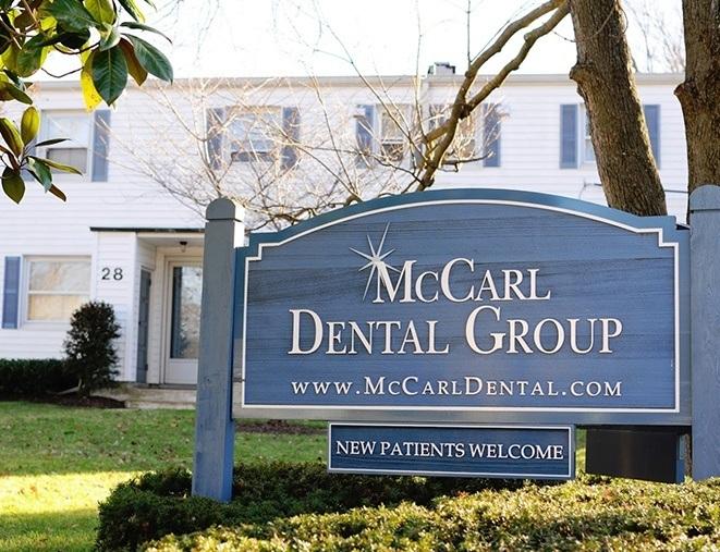 McCarl's Dental Group (sample listing)