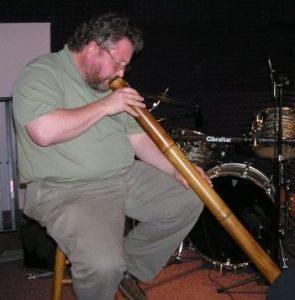 Musicians of Greenbelt: Tim Saurwein