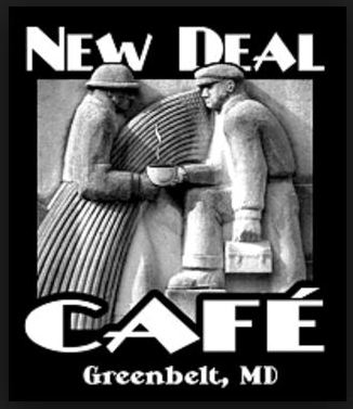 New Deal Cafe: Fun, Friendly and Funky!