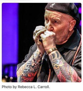 Musicians of Greenbelt: Ed (Fast Eddie) Crowley