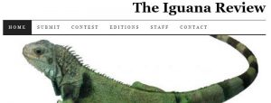 Greenbelt Poetry from the Iguana Review