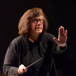 Joan Rackey, director, Greenbelt Concert Band