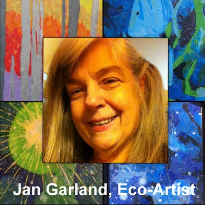 Jan Garland, Eco-Artist
