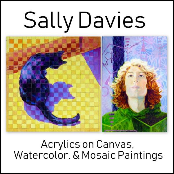 Artist Sally Davies (Draft)