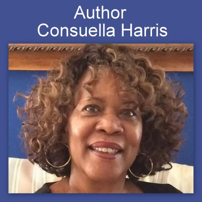 Author Consuella Harris