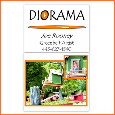 Joseph Rooney, Diorama-Maker