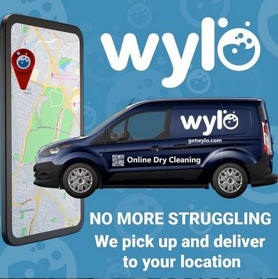 Wylo Online Dry Cleaning