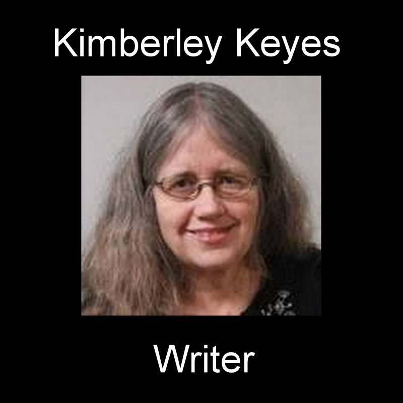Kimberly Keyes, Writer