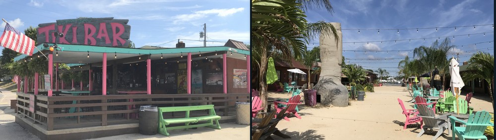 Tiki Bar on Solomon's Island