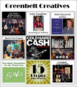 """Press Release: """"Greenbelt Creatives"""" Directory is Launched"""