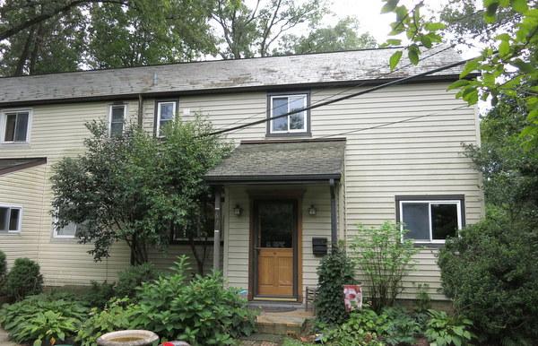 A frame home in Greenbelt Homes Inc