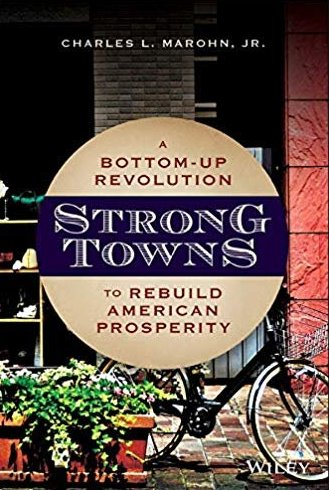 Strong Towns book cover
