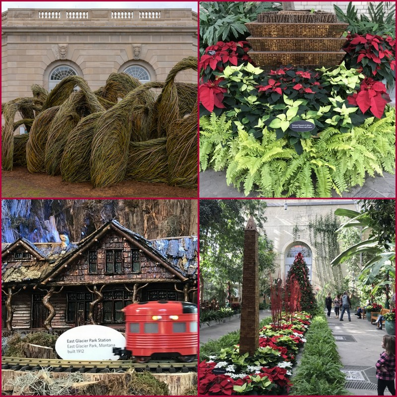 2019 Holidays at US Botanic Garden