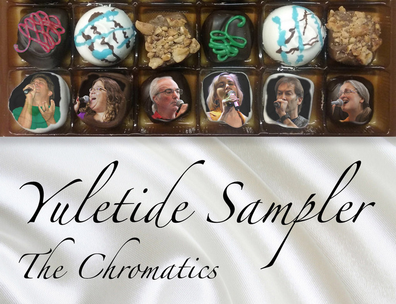 Yuletide Sampler with The Chromatics