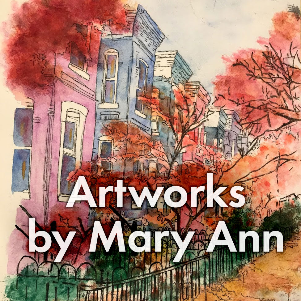 Artworks by Mary Ann