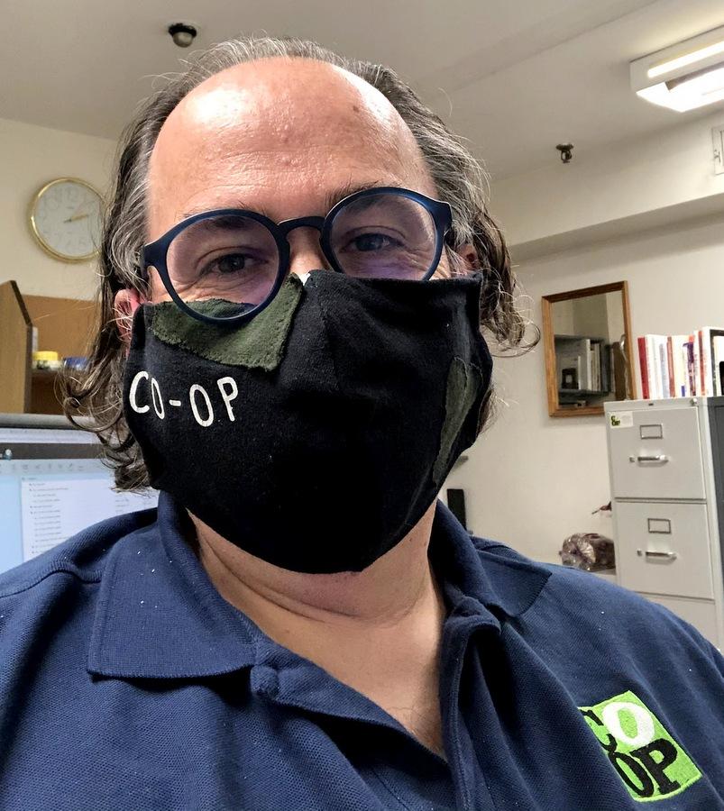 Greenbelt Coop General Manager Dan Gillotte