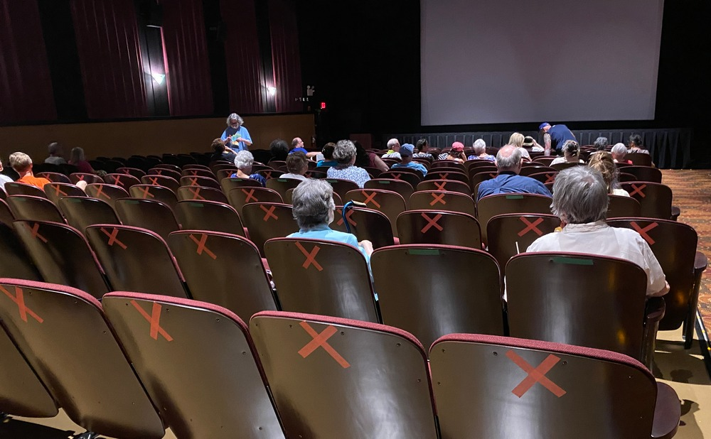 Monday Matinee at Old Greenbelt Theatre July 2021